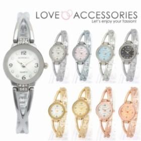 ラインストーンレディースファッションウォッチ 腕時計 時計 レディース