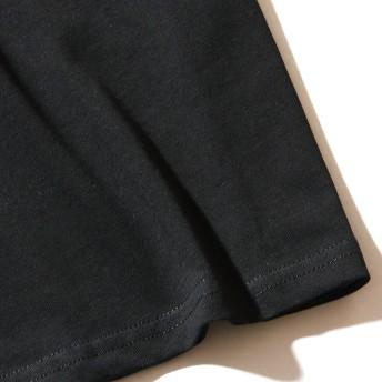 Tシャツ - SHIFFON DEFEND PARIS(ディフェンド パリス) DEFEND TEE Tシャツ(ブラック/ホワイト)