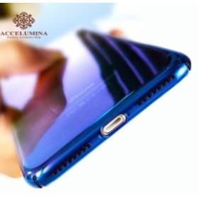 ネコポス送料無料 iPhoneX XS Max XR iPhone8 iPhone8 Plus iPhone7 ケース グラデーション 背面ケース Galaxy S8 S9 Plus iPhone7plusカ