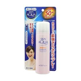スキンアクア サラフィットUV さらさらスプレー アクアフローラルの香り (SPF50+ PA++++) 50g