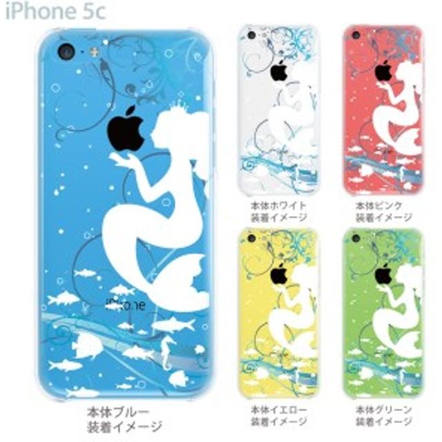 c698da66e9 【iPhone5c】【iPhone5c ケース】【iPhone5c カバー】【ディズニー】【クリア