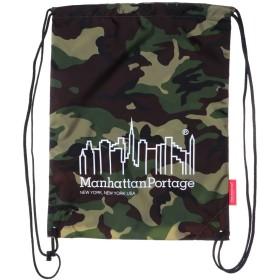 マンハッタンポーテージ Manhattan Portage CORDURA® Lite Collection Drawstring Bag (W.Camo)