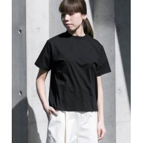WORK NOT WORK(ワークノットワーク) トップス Tシャツ・カットソー L.コットンナイロンクルーネックチューブ Tシャツ