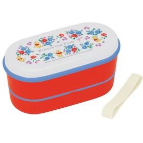 くまのプーさん お弁当箱 2段 /  ランチボックス2段 Pooh フラワー