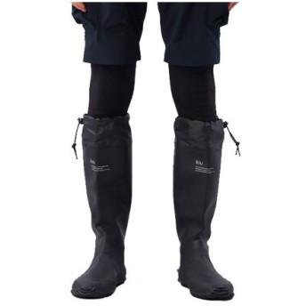 キウ Kiu メンズ&レディース パッカブルレインブーツ レインシューズ レインブーツ 長靴 雨靴