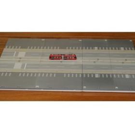カトー (N) 40-802 ユニトラム V52 直線拡張セット 40-802 V52チヨクセンカクチヨウ【返品種別B】