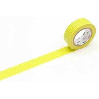 カモ井加工紙 mt 1P 方眼 マスキングテープ