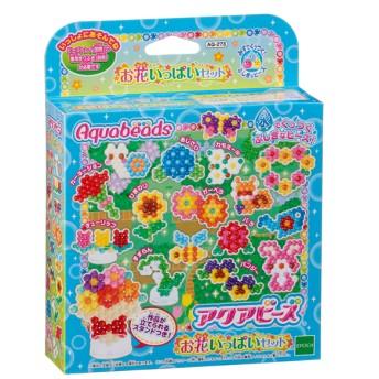 アクアビーズ お花いっぱいセット 4905040309501