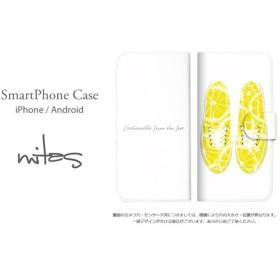 edc444882f 大人かわいい欧風フラワー flow870 iPhoneケース android 手帳型ケース ...