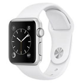 Apple Watch Series 1 38mm MNNG2J/A [ホワイトスポーツバンド] 【ウェアラブル端末・スマートウォッチ】