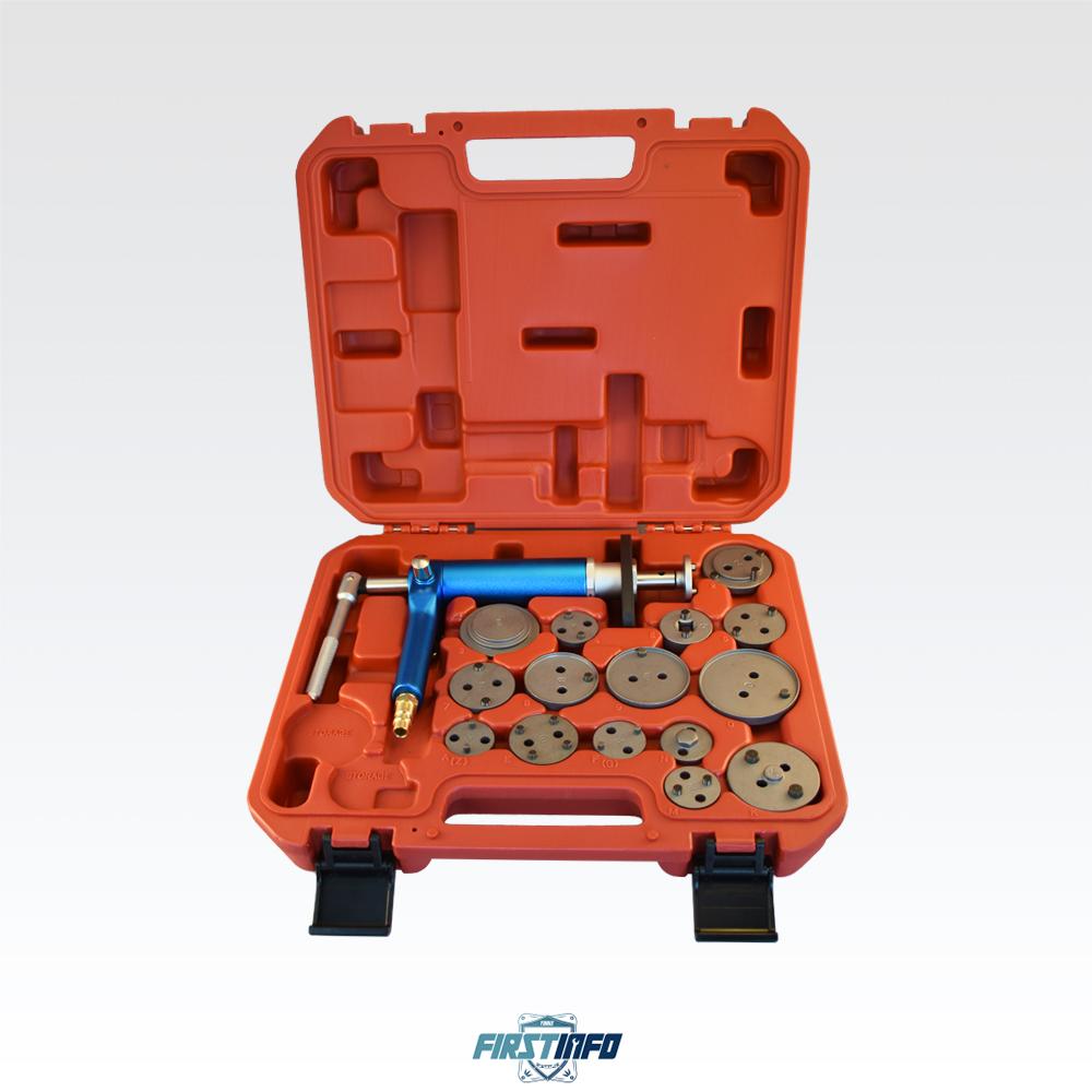 氣動式 剎車/煞車分泵/分磅/分幫 活塞調整工具組 碟式剎車皮拆裝工具