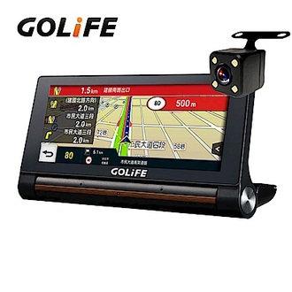 GOLiFE GoPad X 智慧四合一WiFi中控行車導航平板 (附倒車顯影鏡頭組)