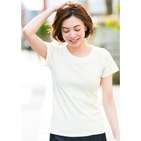 デオドラントワイドリブTシャツ