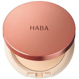 ハーバー(HABA)エアリープレストパウダー