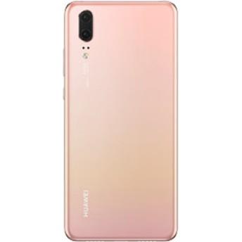 HUAWEI P20 Pink Gold 「51092NAV」Kirin 970 5.8型 nanoSIMx2 DSDS対応 SIMフリースマートフォン
