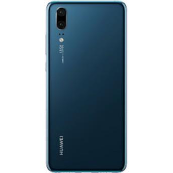 HUAWEI P20 MIDNIGHT BLUE 「51092NAU」Kirin 970 5.8型 nanoSIMx2 DSDS対応 SIMフリースマートフォン