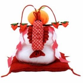 『福良(ふっくら) 鏡餅』手作りちりめん細工迎春用正月飾り リュウコドウ