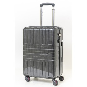 スーツケース SK-0782-48BKH ブラックヘアライン