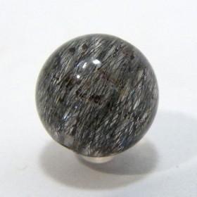 天然石粒売りビーズ1点もの レピドクロサイトインクォーツ ビーズ/貫通穴あり gs-sp-5326
