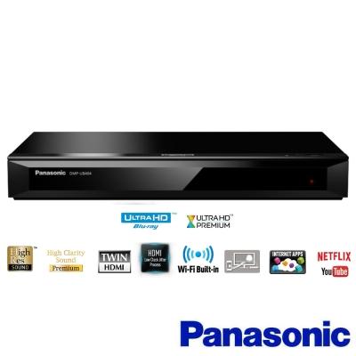 三多4F Panasonic 國際牌 4K UHD HDR藍光播放機 DMP-UB400-K 公司貨
