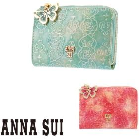 アナスイ ANNA SUI マルチケース 311632 ローズハート  コインケース カードケース レディース [PO5]