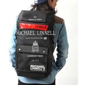 MICHAEL LINNELL/マイケルリンネル ML-013 リフレクター キャノンパック バックパック【リュックサック レディース メンズ かわいい リュック バッグ 通勤 通学 A4】