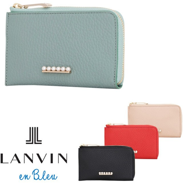 ランバンオンブルー LANVIN en Bleu マルチケース 481855 ピルラ  レディース