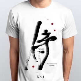 Tシャツ(design by hidebow)