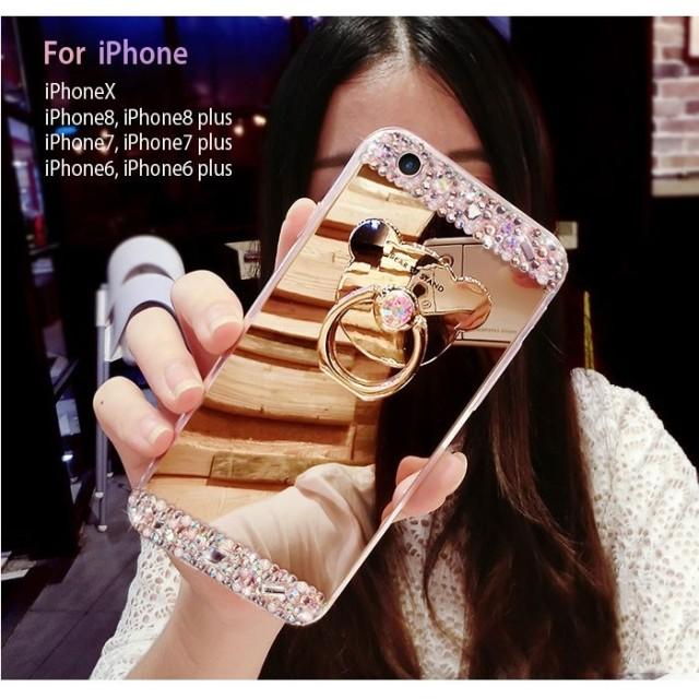 iPhone7 plus 保護フィルム 付き iPhoneX 8 7 6s 6 Plus ケース カバー フィルム iphoneスマホケース アイフォン7 アイホン 耐衝撃 TPU stonemir