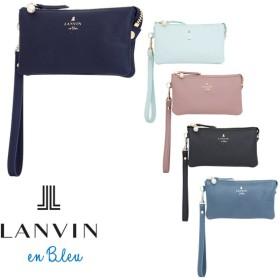 ランバンオンブルー LANVIN en Bleu マルチケース 482011 シャペル  マルチケース レディース