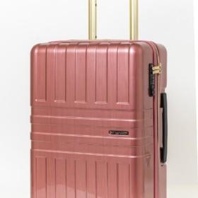 スーツケース SK-0782-48RDH レッドヘアライン