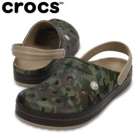crocs クロックス Crocband Camo II Clog サンダル 204091