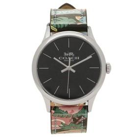 【送料無料】コーチ 時計 アウトレット COACH W1546 BLC レディース腕時計ウォッチ ブラック/シルバー/マルチ