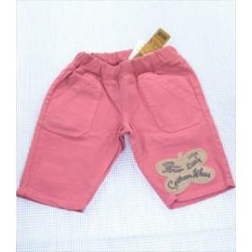 キッズ ボトムス ゴッサム GOTHAM ハーフパンツ 110cm 新品 ピンク系 男の子 女の子 中古 子供服 通販 買い取り