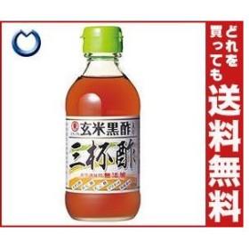 【送料無料】ヒガシマル醤油 三杯酢 200ml瓶×12本入