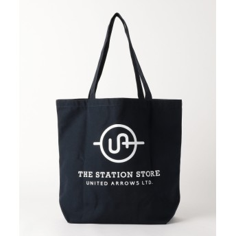 THE STATION STORE ザ ステーション ストア ST ロゴ トートバッグ