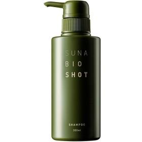SUNA BIOSHOT(スーナバイオショット)シャンプー ポンプ 300ml NIL