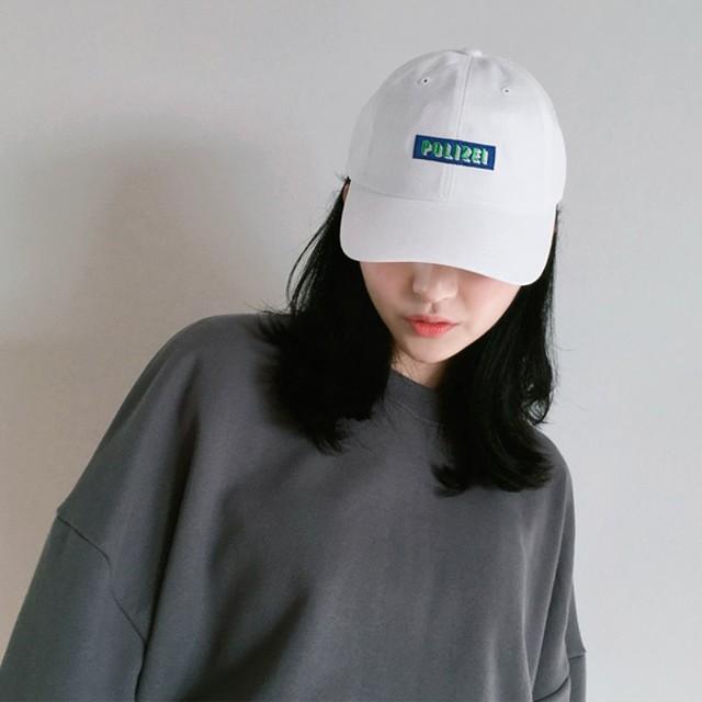 キャップ - gogosing 【GOGOSING】レタリングボックスcap★レディース帽子 レディースキャップ コットン ベースボールキャップ ハットカジュアル帽子 韓国 ファッション p000cngb