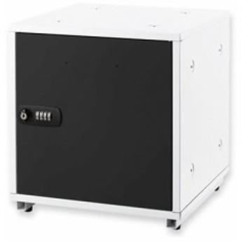 アスカ 組立式収納ボックス SB500BK ブラック