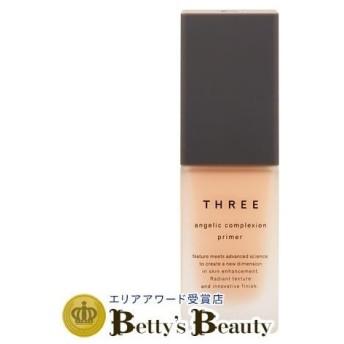 スリー アンジェリックコンプレクションプライマー 01 Pink Petal 30g (化粧下地) THREE