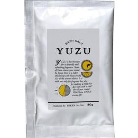 YUZU アロマバスソルト (40g)