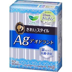 ロリエ きれいスタイル 消臭Agデオドラント (62コ入)