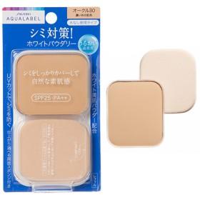 資生堂 アクアレーベル ホワイトパウダリー オークル30 レフィル (11.5g)