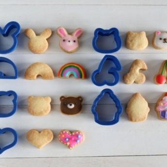 ミニミニセット【2.5cm】クッキー型・クッキーカッター