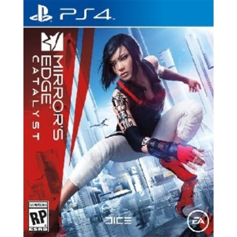 PS4 MIRRORS EDGE CATALYST USA(ミラーズエッジ カタリスト 北米版)〈Electronic Arts〉