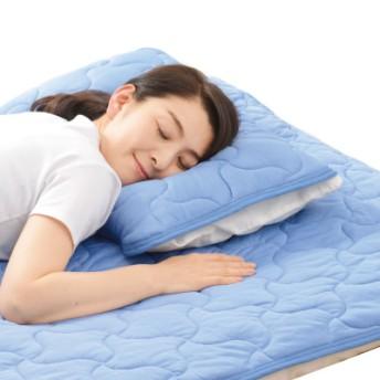 アイス眠敷きパット&枕パット