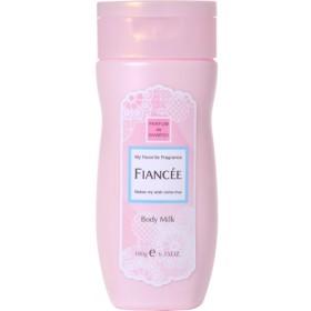 フィアンセ ボディミルクローション ピュアシャンプーの香り (180g)