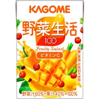 野菜生活100 マンゴーサラダ (100ml36本入)