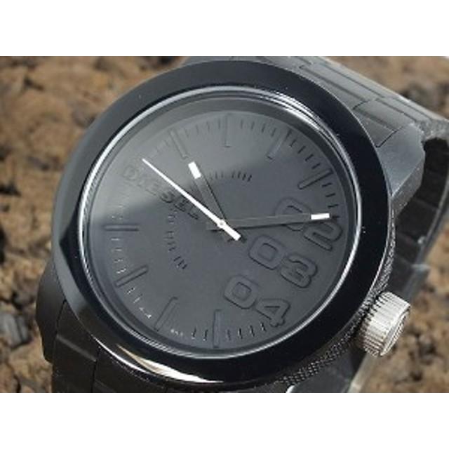 229d41cc44 ディーゼル 腕時計 メンズ DIESEL 時計 ブラック 黒 人気 ランキング ブランド おしゃれ 男性 ギフト プレゼント