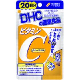 DHC ビタミンC ハードカプセル 20日 (40粒)